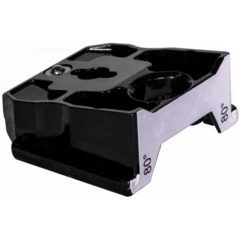OXCJ95 - Cabinet curve plate convex, 5° #9