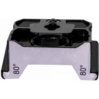 OXCJ95 - Cabinet curve plate convex, 5° #10