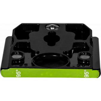 OXCJ92 - Cabinet curve plate convex, 2° #6