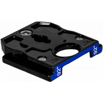 OXCJ80 - Cabinet curve plate concave, 10° #3