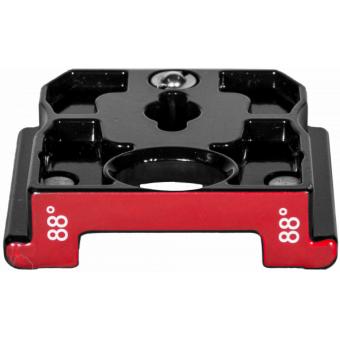 OXCJ85 - Cabinet curve plate concave, 5° #2