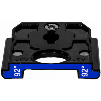 OXCJ85 - Cabinet curve plate concave, 5° #4