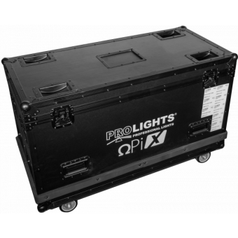 OXFCIS200 - Rigging/ground-stack structure flightcase OMEGAX series LED-display, 200cm #4