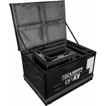 OXFCIS200 - Rigging/ground-stack structure flightcase OMEGAX series LED-display, 200cm #5