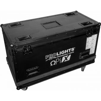 OXFCM80C45 - Flightcase for 8 45° corner modules OMEGAPIX series LED-display #2