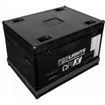 OXFCM80C45 - Flightcase for 8 45° corner modules OMEGAPIX series LED-display #6