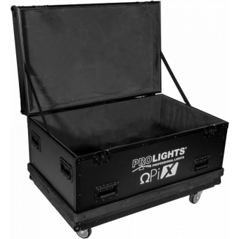 OXFCM80C45 - Flightcase for 8 45° corner modules OMEGAPIX series LED-display #7