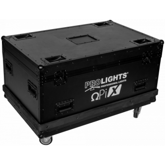 OXFCM80C45 - Flightcase for 8 45° corner modules OMEGAPIX series LED-display #8