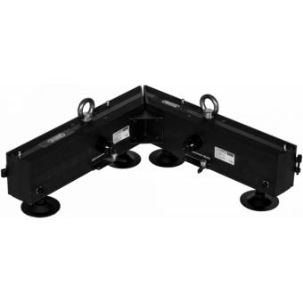 OXHGB01C45L - Hanging / ground bar 45° left