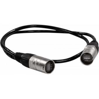 OXDCL01 - Data cable for OMEGAX LED display series assembled with RJ45, L.1 m