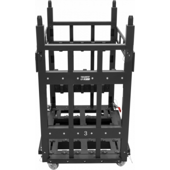 OMEGAXDOLLY - Dolly for transport 24 cabinets OMEGAX39T (6 layers by 4 cabinets) #4