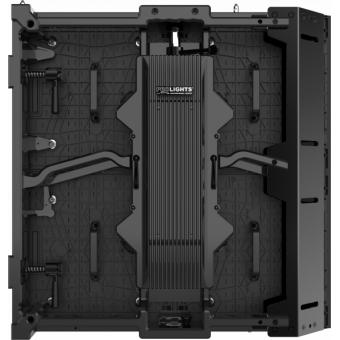OMEGAX39C45RB - 45° R indoor LED mod, SMD2121 BF, p3,9mm, 50x50cm, 128x128pix, 1.000 nit, 9kg