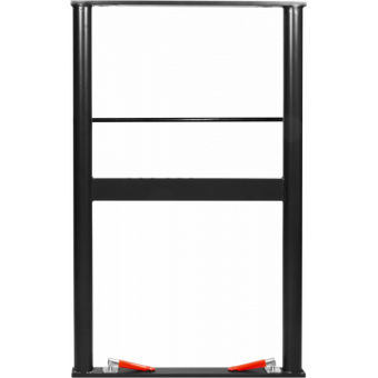 OXBS48 - Vertical back support for OMEGAX48T LED wall for ground system fixing #3