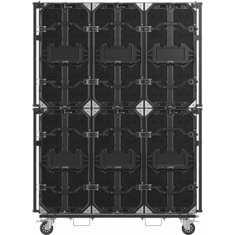 OMEGAXDOLLY48T - Dolly for transport 15 cabinets OMEGAX48T (5 layers by 3 cabinets) #3