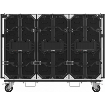 OMEGAXDOLLY48T - Dolly for transport 15 cabinets OMEGAX48T (5 layers by 3 cabinets) #4