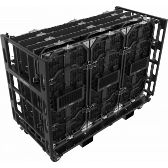 OMEGAXDOLLY48T - Dolly for transport 15 cabinets OMEGAX48T (5 layers by 3 cabinets)
