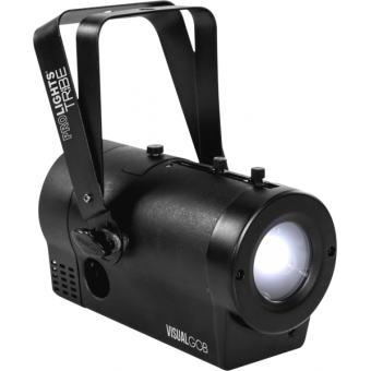 VISUALGOB - Image projector with 34W CW COB LED, 10°-24° beam, IP20, 42,2W, 2 kg