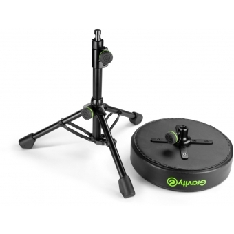 Gravity FD SEAT 1 Round Musicians Stool Foldable, Adjustable Height #9