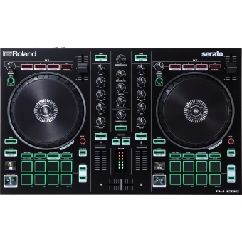 Roland DJ-202 Consola DJ #9