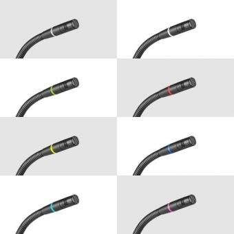 ES925C/18 Cardioid Condenser Gooseneck Microphone with XLR Power Module #5
