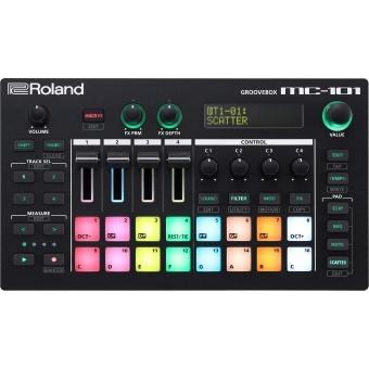 Roland MC-101 Groovebox #3