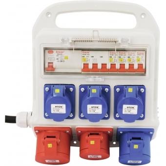 EUROLITE SBP-3210K Power Distributor