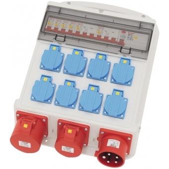 EUROLITE SBP-3280 Power Distributor #2