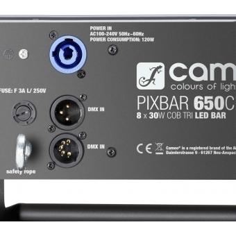 Cameo PIXBAR 650 CPRO Professional 8 x 30 W COB LED Bar #3