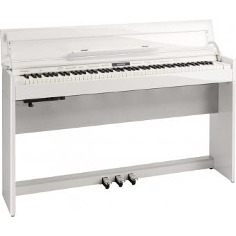 Pian Digital Roland DP603 Polished Ebony/Polished White