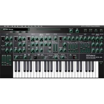 Roland System-8 sintetizator 49 clape