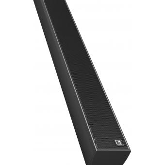 "KYRA12_O Outdoor design column speaker 12 x 2"" - Black #3"