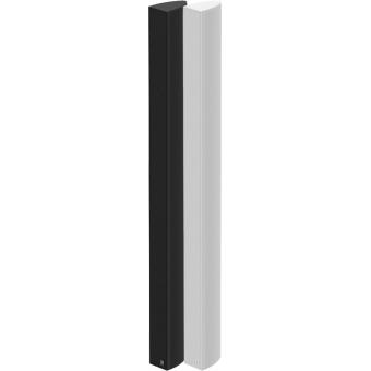 "KYRA12_O Outdoor design column speaker 12 x 2"" - Black #2"