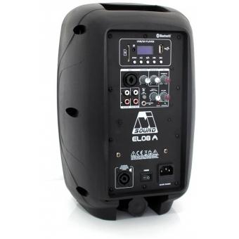 MI Sound EL08A - boxa activa #2