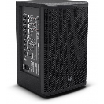 LD Systems MIX 10 A G3 Active 2-Way Loudspeaker with Integrated 7-Channel Mixer