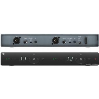 Sistem microfon wireless dual Sennheiser XSW1-835 DUAL #2