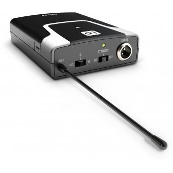 Sistem LD U305BPL microfon wireless cu Bodypack si lavaliera - 584 - 608 MHz #12