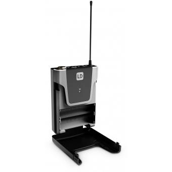 Sistem LD U305BPL microfon wireless cu Bodypack si lavaliera - 584 - 608 MHz #13