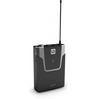 Sistem LD U305BPL microfon wireless cu Bodypack si lavaliera - 584 - 608 MHz #7