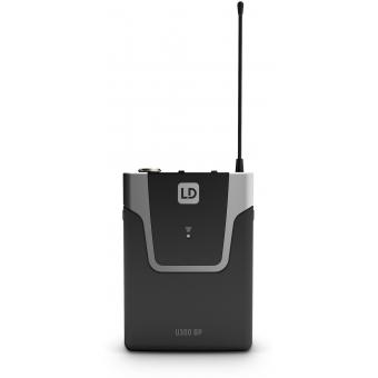 Sistem LD U305BPL microfon wireless cu Bodypack si lavaliera - 584 - 608 MHz #9