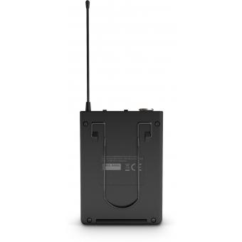 Sistem LD U305BPL microfon wireless cu Bodypack si lavaliera - 584 - 608 MHz #10