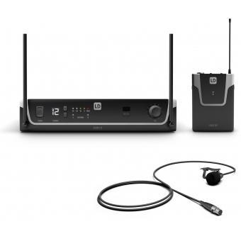 Sistem LD U308BPL microfon wireless cu Bodypack si lavaliera - 823 - 832 MHz + 863 - 865 MHz