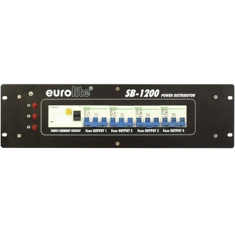 EUROLITE SB-1200 Power Distributor 63A #5