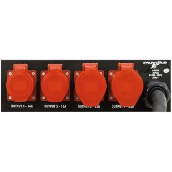 EUROLITE SB-1200 Power Distributor 63A #6