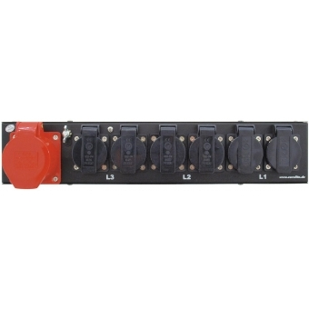 EUROLITE SBM-16 Power Distributor #6