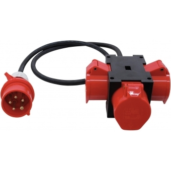 PC ELECTRIC CEE compact distributor CEE H2SK 1.5m