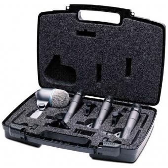 Set Microfoane Tobe SHURE DMK57-52 #2