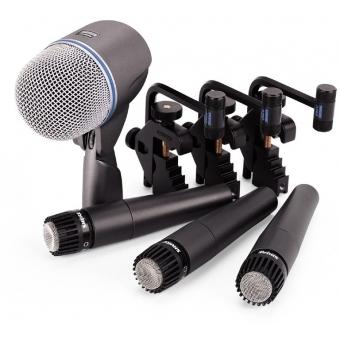 Set Microfoane Tobe SHURE DMK57-52