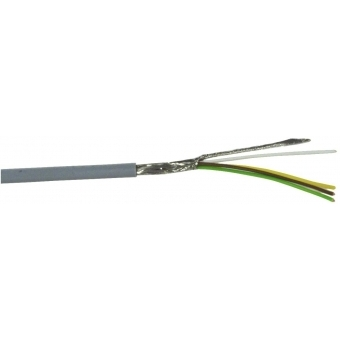 HELUKABEL Control Cable 4x0.14 25m LiYCY