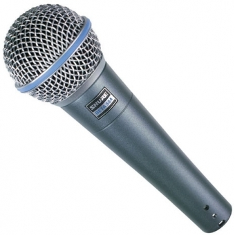 Microfon Vocal SHURE BETA 58A