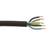 HELUKABEL Power cable 5x1.5 100m H07RN-F